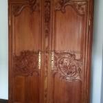 armoire normande