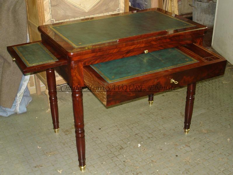 Table à la Tronchin
